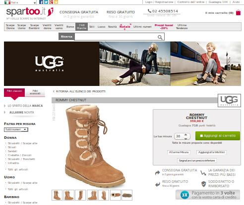 Ugg saldi: calzature speciali per te